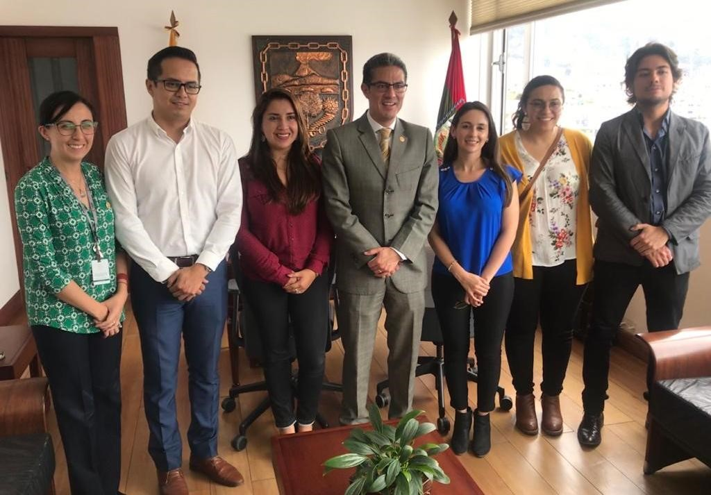 La ADUS busca posicionar el  Desarrollo Urbano Sostenible en Ambato