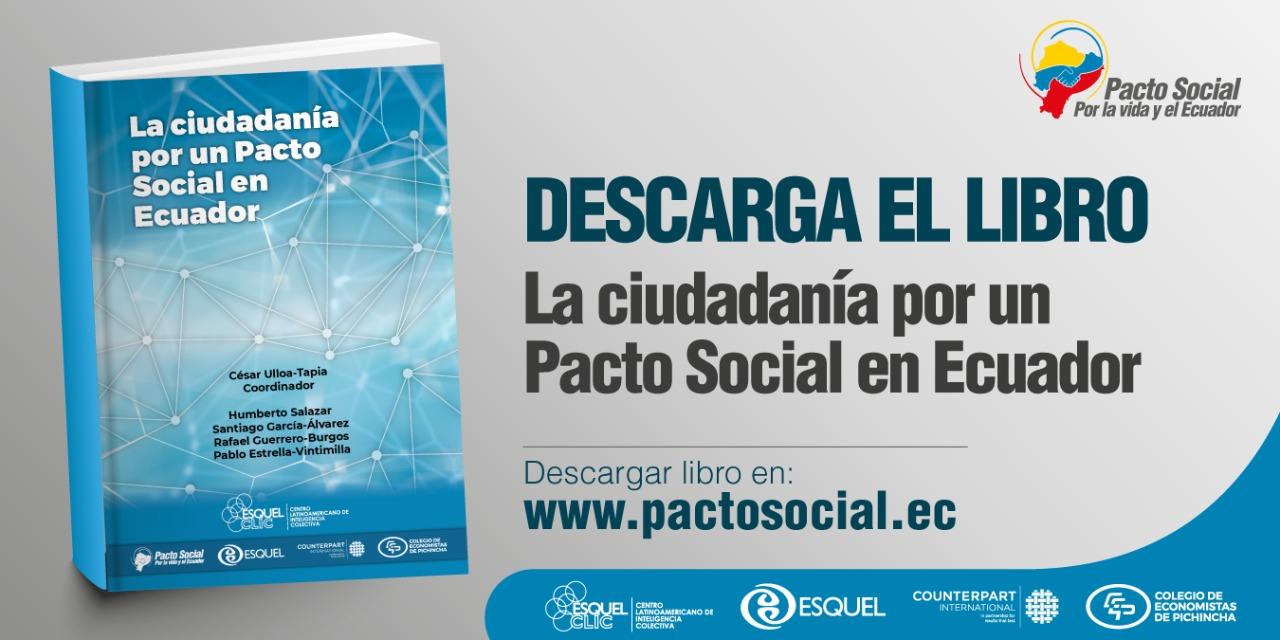 La ciudadanía por un Pacto Social en Ecuador