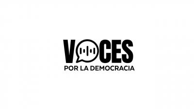 Voces por la Democracia invita a las autoridades del Estado asumir una nueva actitud de ética pública