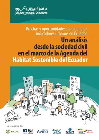 Brechas y oportunidades para generar indicadores urbanos en Ecuador