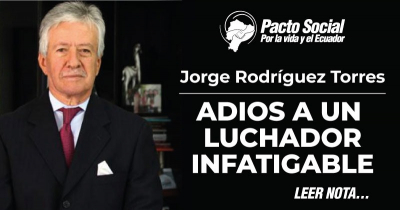 ADIOS A UN LUCHADOR INFATIGABLE