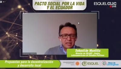 Descentralización: expertos proponen consensuar y empoderar a los ciudadanos desde la localidad