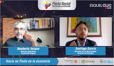 Unión y consensos; los ingredientes hacia un pacto en la economía